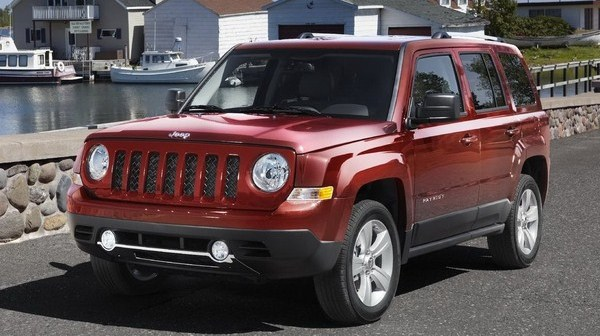 Tire Sizes Jeep Patriot