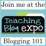 Teaching Blog Expo: Blogging 101