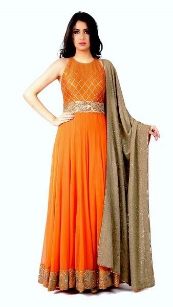 Latest Designer Dresses Mayyur Girotra