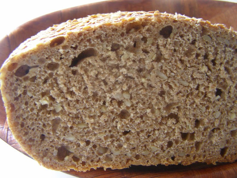 W Poszukiwaniu Slowlife Chleb św Hildegardy