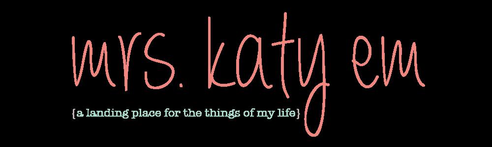 mrs. katy em