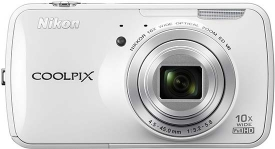 Nikon Coolpix S800c Full Specifications