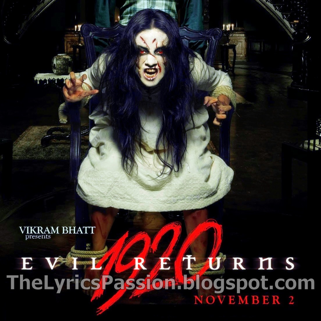 1920 : Lyrics and video of Songs from the Movie 1920 (2008)