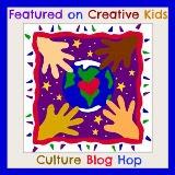 Creative Kids Culture Blog Hop