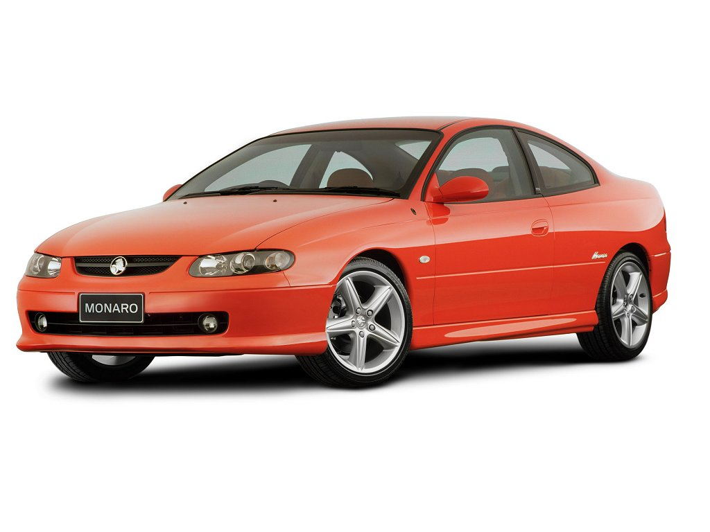 Modern Holden Monaro Car Style Design