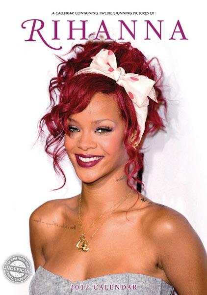 Calendario de Rihanna