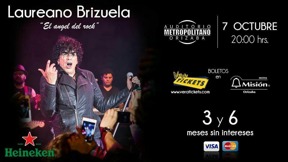 Laureano Brizuela en Orizaba