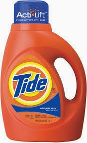 Coupons for Tide Laundry Soap