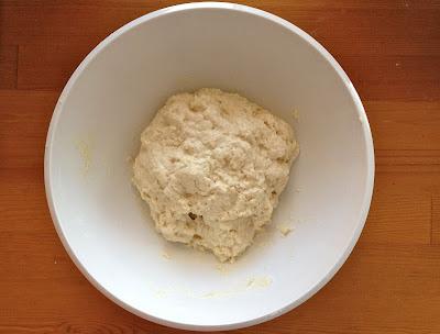 pretty bread dough rising