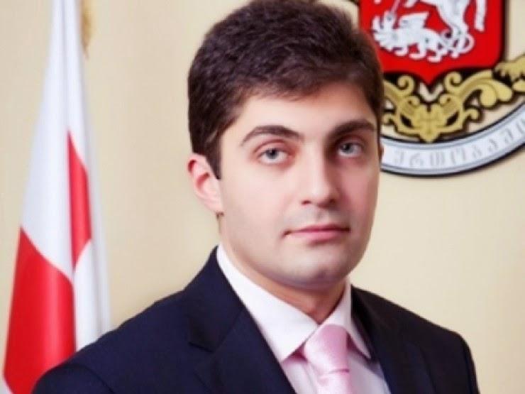 """Vice procuratore generale dell'Ucraina è stato nominato procuratore georgiano - un combattente con i """"ladri in legge"""""""