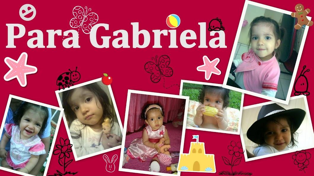 Para Gabriela