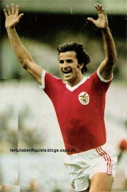 Clique na Foto e consulte os melhores marcadores do Benfica época a época