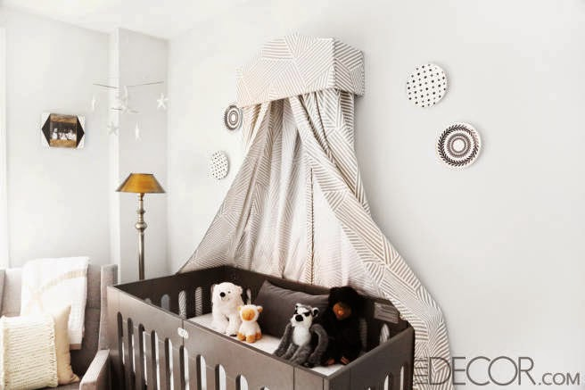 Home styling ana antunes nate berkus and the 30 minutes for Elle decor nursery