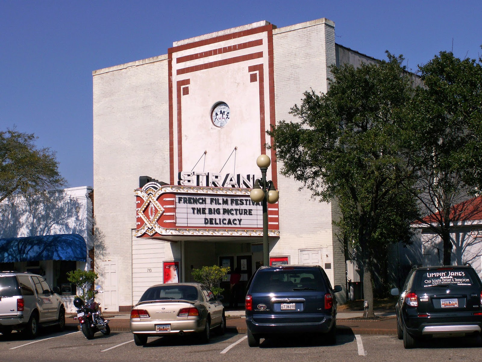 2 live freely photo of the week 153 the strand theater for Georgetown movie theater