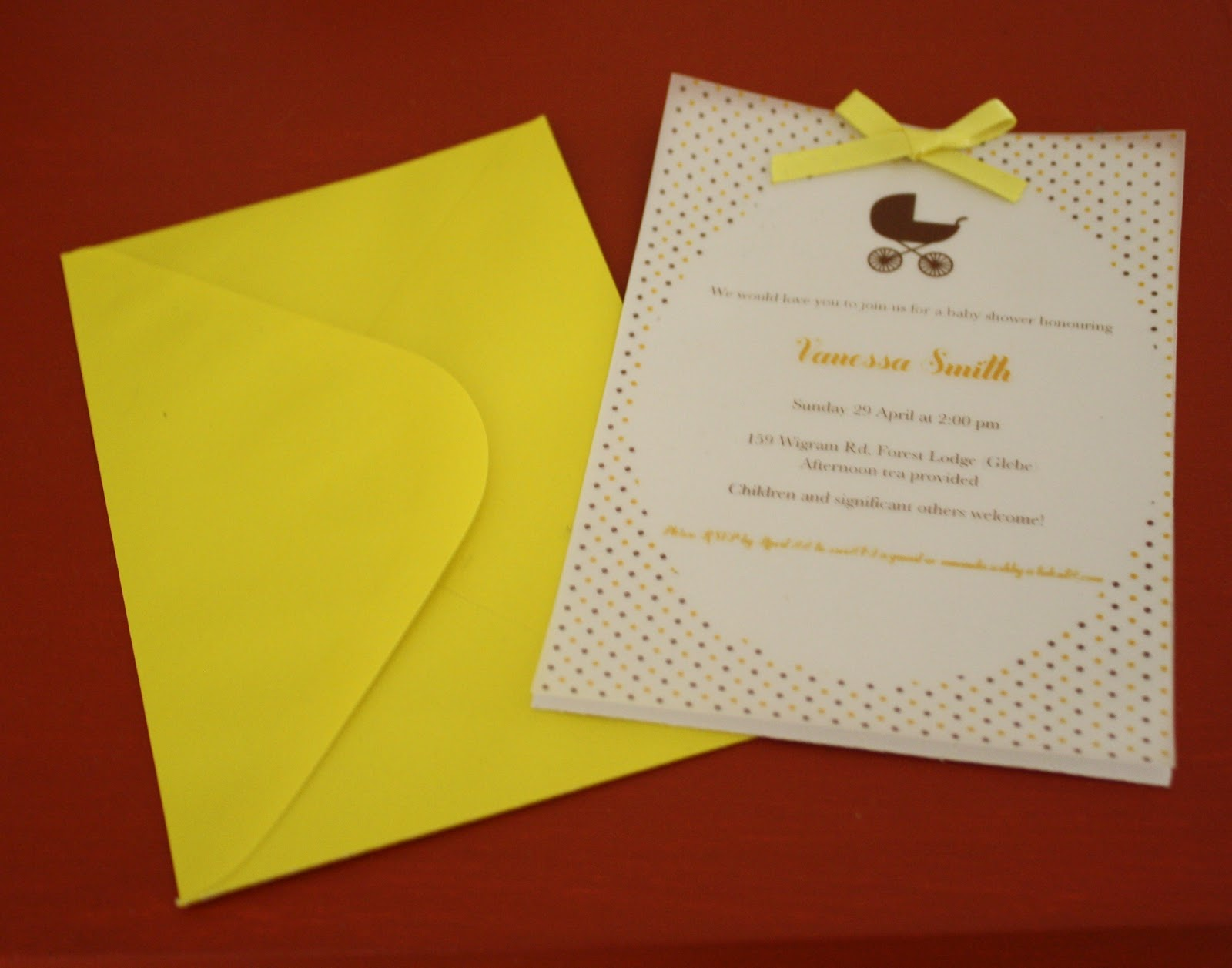 hello zogi cute diy baby shower invitations