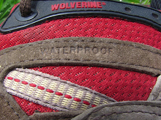 Trekking Shoes Wolverine - Waterproof