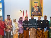 Gelar Bangsawan Bupati Pati Haryanto Tidak untuk Dinas