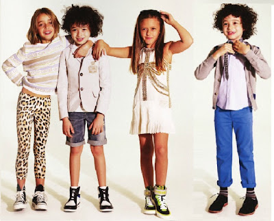 MODA INFANTIL ALEX AND ALEXA LOOKBOOK CATALOGO