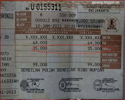 Bayar Pajak Motor Mendapatkan Banyak Keuntungan