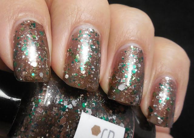 NerdLacquer Crunchy Frog