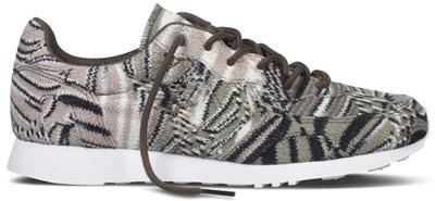 zapatillas deportivas Converse y Missoni