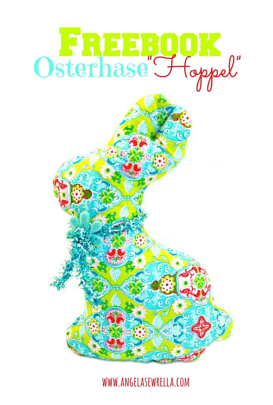 Freebook zum Download Osterhase Hoppel
