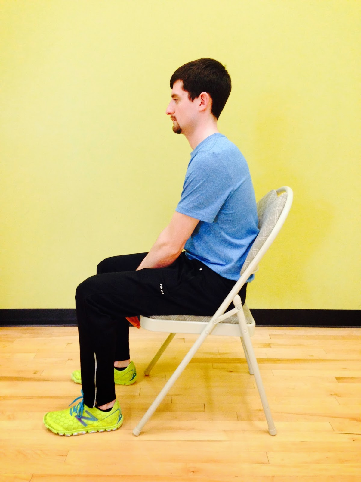 how to get correct posture