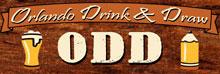 Orlando Drink & Draw