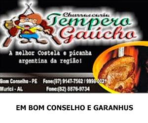 TEMPERO GAÚCHO