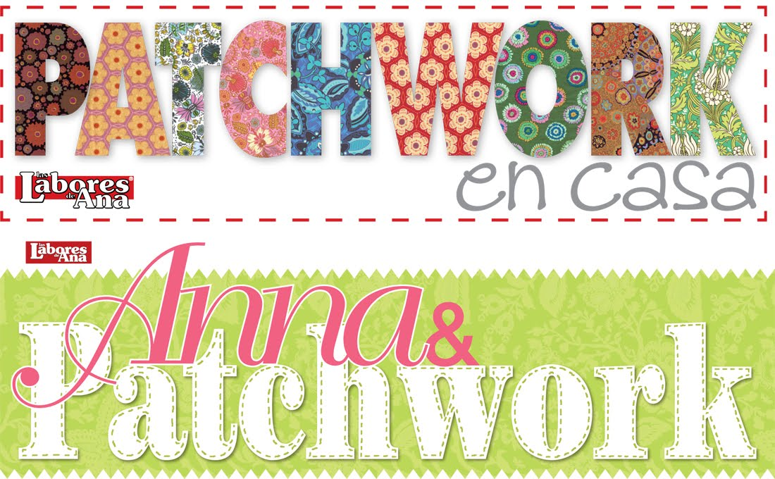 Patchwork en Casa   -   Anna&amp;Patch