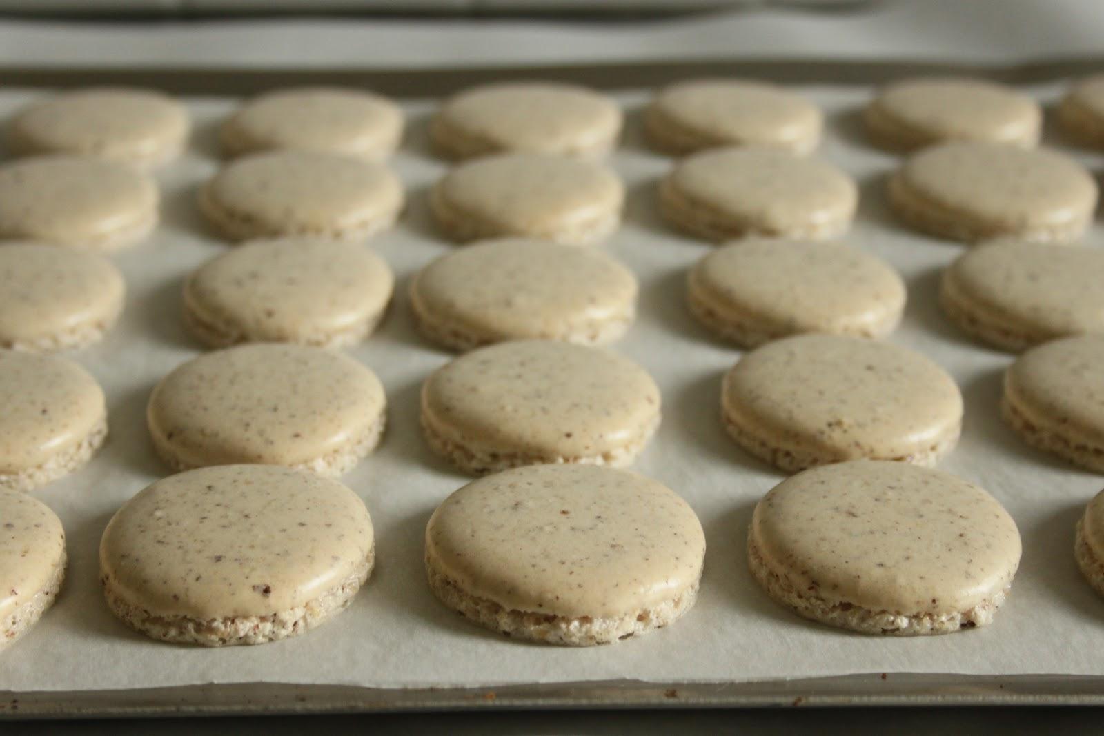 la cuisine de bernard macarons noisettes caf 233