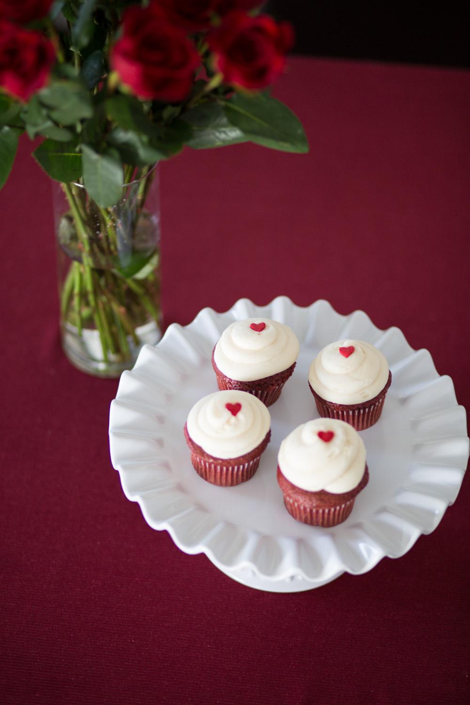 Sweet Tooth Fairy Red Velvet Cupcakes