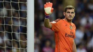 Iker Casillas Tinggalkan Real Madrid