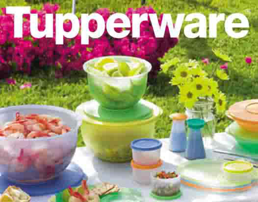 TUPPERWARE- KU CERIA