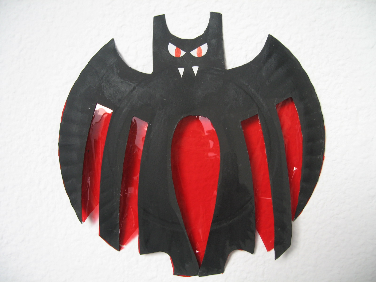 Craft with jack scary halloween bat scary halloween bat jeuxipadfo Image collections
