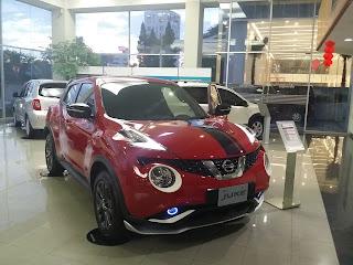 Promo Harga Kredit Nissan Juke Revolt