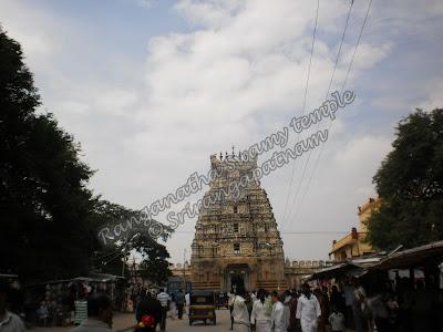 Sri Ranganatha Swamy temple - Adi Ranga