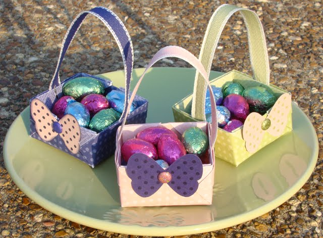 qbees quest origami easter baskets