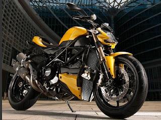 Ducati Motorcycles 848
