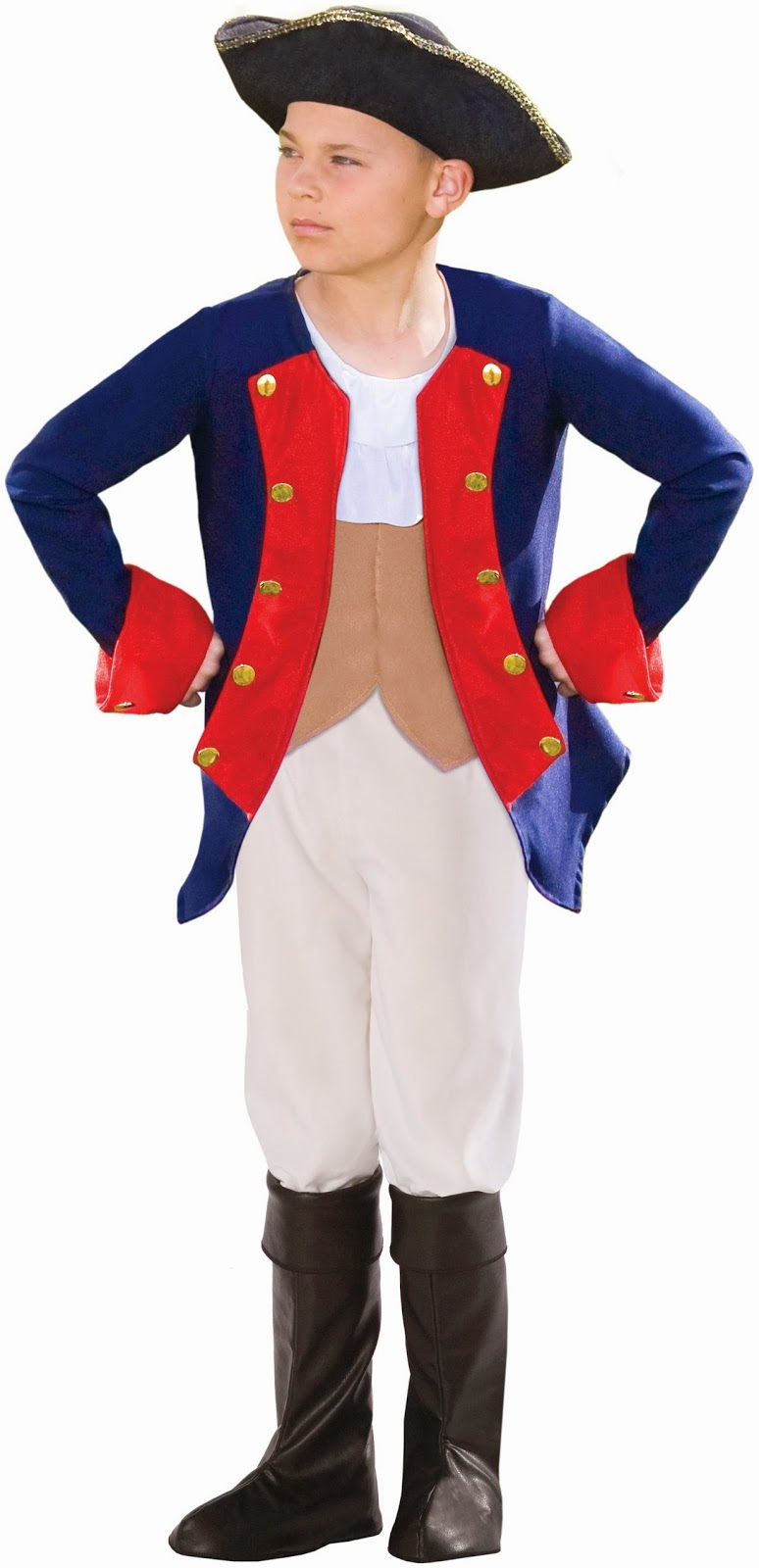 Patriot Soldier Boy Child Costume  sc 1 th 201 & Independence Day Costumes