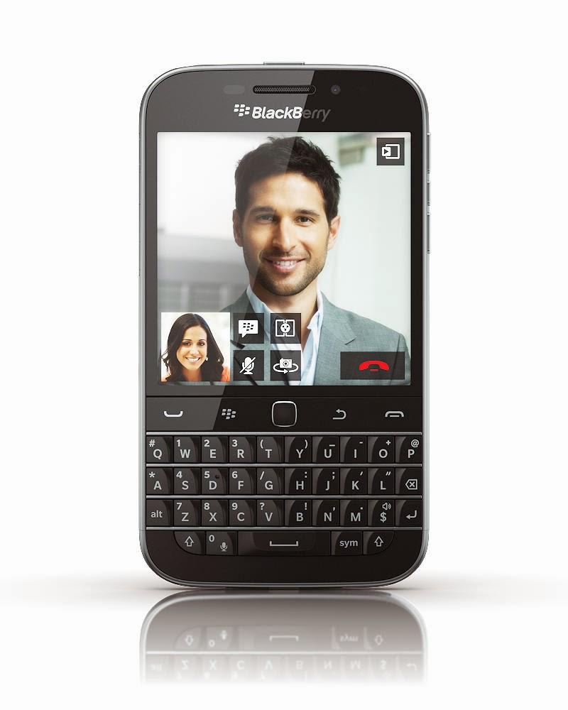 Harga Dan Spesifikasi Blackberry Q20 Classic