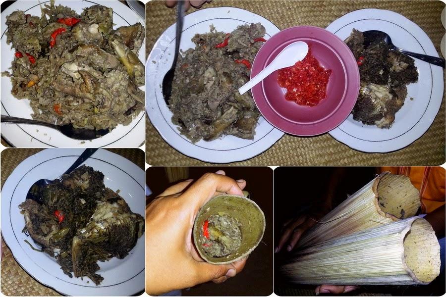 Makanan Khas Tana Toraja