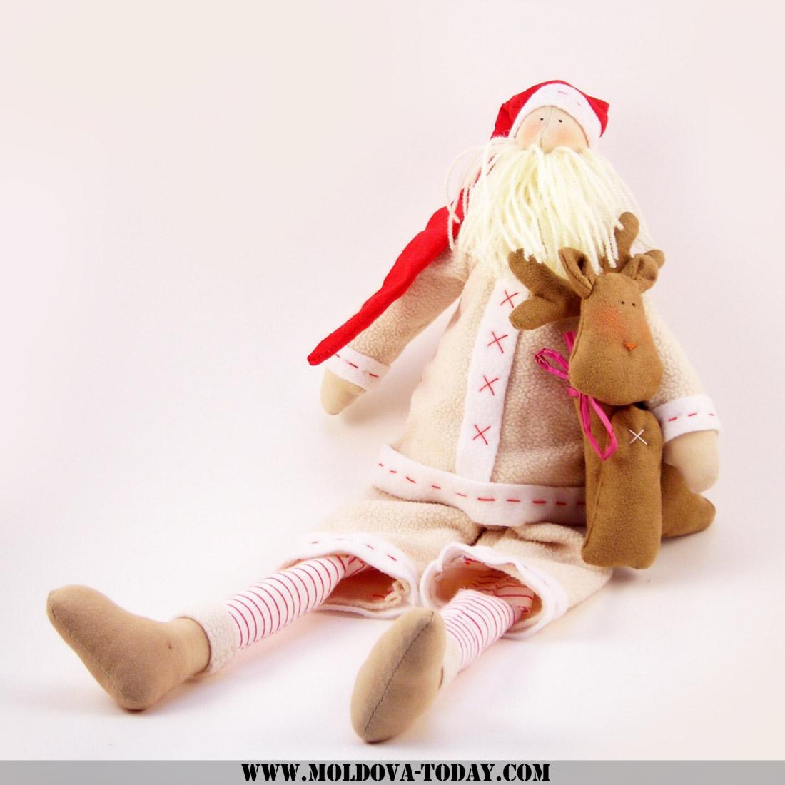 Как сделать игрушку своими руками тильда