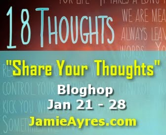 Share Your Thoughts Blog Hop