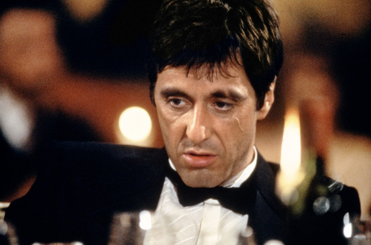 an analysis of scarface a film starring al pacino Scarface is a 1983 drama starring al pacino as tony montana, a drug cartel kingpin the film.