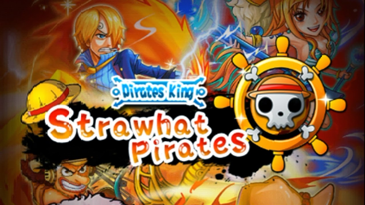Strawhat Pirates:Romance Dawn Gameplay Android