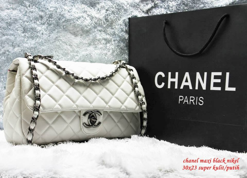 Tas Chanel Paris KW Super Harga Murah