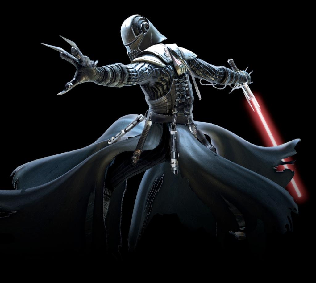 Star Wars The Force Unleashed HD desktop wallpaper  - star wars  the force unleashed wallpapers