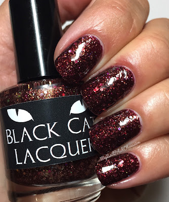 A Box Indied Reloaded, Black Cat Lacquer Wine & Dine