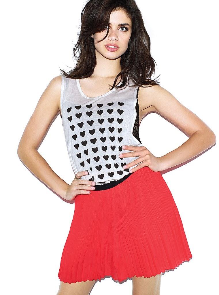 Sara Sampaio For Victoria\'s Secret, August 2013 - Fashion Trends